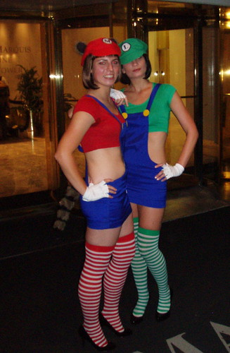 sc 1 th 278 & Cute Mario And Luigi Costumes For Girls